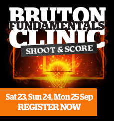 Bruton Fundamentals Clinic - Shoot and Score