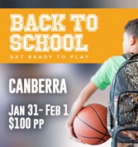 Back to School Fundamentals Clinic - Canberra Jan 31- Feb 1