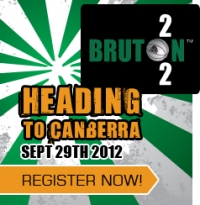 Bruton 2on2 Competition - Canberra