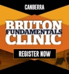 Fundamentals Clinic - Canberra July 13-14
