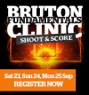 Fundamental Clinic Shoot & Score - Canberra - September